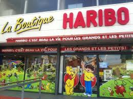 boutique haribo
